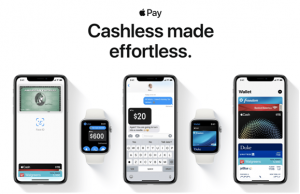 Apple Pay is kind of a digital wallet for the users of iOS